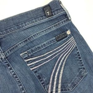 7FAM Seven For All Mankind Dojo Jeans